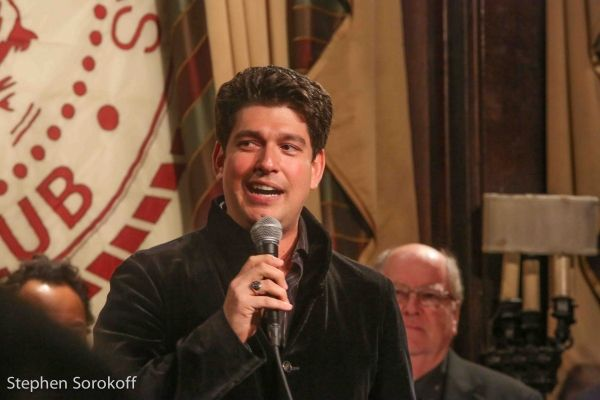 The Friars Club Presents Danny Bacher's SWING THAT MUSIC