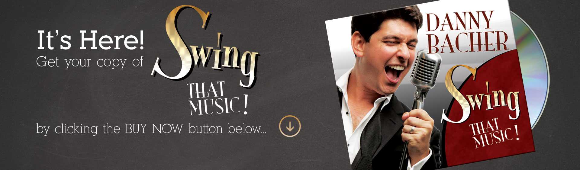 Get your copy of Swing That Music!